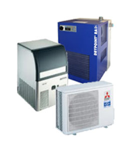 Package Equipment & Split A/C Systems