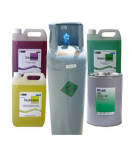 Refrigerants, Oils, Glycols & Cleaning Chemicals